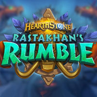 Game Box for Hearthstone: Rastakhan's Rumble (PC)
