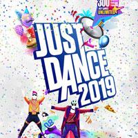 Okładka Just Dance 2019 (PS4)