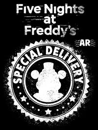 Okładka Five Nights at Freddy's AR: Special Delivery (AND)