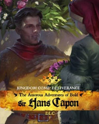 Game Box for Kingdom Come: Deliverance - The Amorous Adventures of Bold Sir Hans Capon (PC)