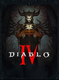 Game Box for Diablo IV (PC)