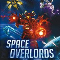 Okładka Space Overlords (PS4)