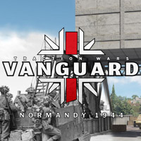 Okładka Vanguard: Normandy 1944 (PC)