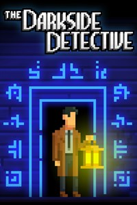 Okładka The Darkside Detective (PS4)