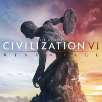 Game Box for Sid Meier's Civilization VI: Rise and Fall (PC)