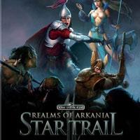 Okładka Realms of Arkania: Star Trail HD (PC)