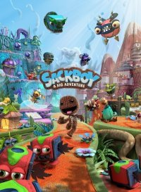 Okładka Sackboy: A Big Adventure (PS5)