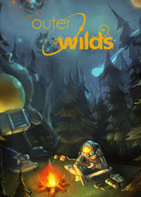 Game Box for Outer Wilds (PS4)