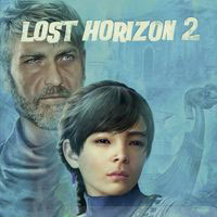Game Box for Lost Horizon 2 (PC)