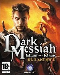 Okładka Dark Messiah of Might and Magic (PC)