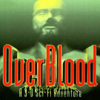 Okładka OverBlood (PS1)