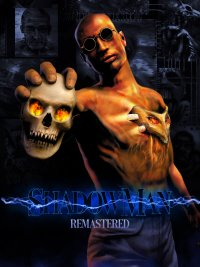 Game Box for Shadow Man: Remastered (PC)