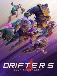 Okładka Drifters Loot the Galaxy (PC)