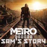 Game Box for Metro Exodus: Sam's Story (PC)