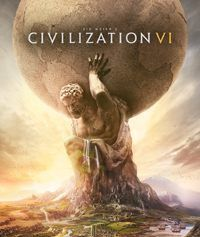 Game Box for Sid Meier's Civilization VI (PC)