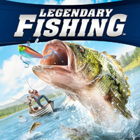 Legendary Fishing (Switch cover