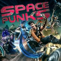 Space Punks (PC cover