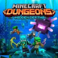 Okładka Minecraft: Dungeons - Hidden Depths (PC)