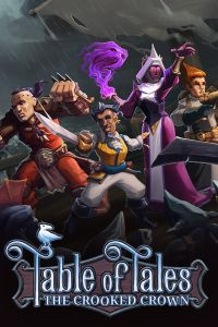 Table of Tales: The Crooked Crown (PC cover