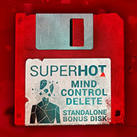 Game Box for SUPERHOT: Mind Control Delete (PS4)