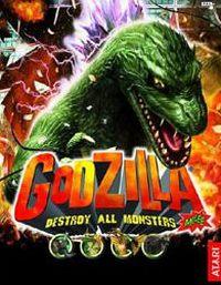 Okładka Godzilla: Destroy All Monsters Melee (XBOX)
