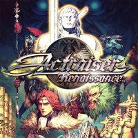 Actraiser Renaissance (PC cover