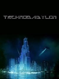 Okładka Technobabylon (iOS)