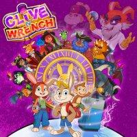 Okładka Clive 'N' Wrench (Switch)