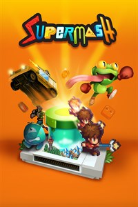 Game Box for SuperMash (PS4)