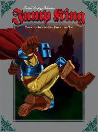 Game Box for Jump King (PS4)