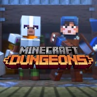 Game Box for Minecraft: Dungeons (PC)