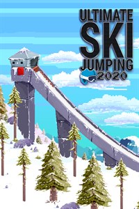 Game Box for Ultimate Ski Jumping 2020 (XONE)