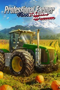 Okładka Professional Farmer: American Dream (XONE)