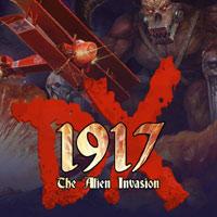 Okładka 1917 - The Alien Invasion DX (Switch)