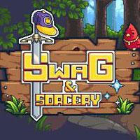 Okładka Swag and Sorcery (PC)