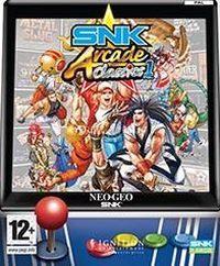 Okładka SNK Arcade Classics Volume 1 (PSP)