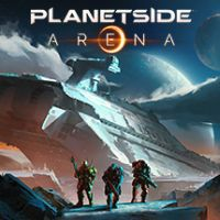 Game Box for PlanetSide Arena (PC)
