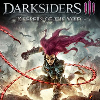 Darksiders III: Keepers of the Void cover