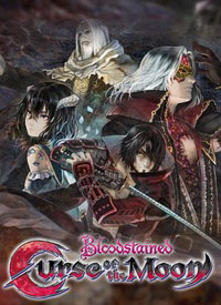 Game Box for Bloodstained: Curse of the Moon (PC)