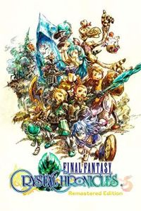 Game Box for Final Fantasy: Crystal Chronicles - Remastered Edition (AND)