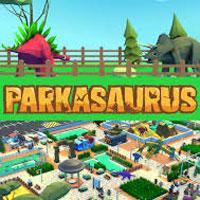 Okładka Parkasaurus (PC)