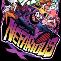 Okładka Nefarious (PC)