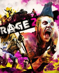 Game Box for RAGE 2 (PC)