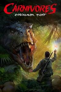 Carnivores: Dinosaur Hunt (PS4 cover