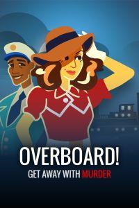 Okładka Overboard! (AND)
