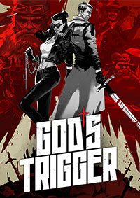 Game Box for God's Trigger (PC)