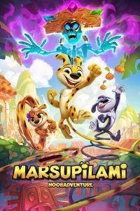 Marsupilami: Hoobadventure (PS4 cover