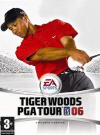 Okładka Tiger Woods PGA Tour 06 (PC)