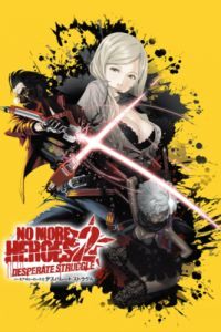No More Heroes 2: Desperate Struggle (PC cover