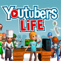 Okładka Youtubers Life (PC)